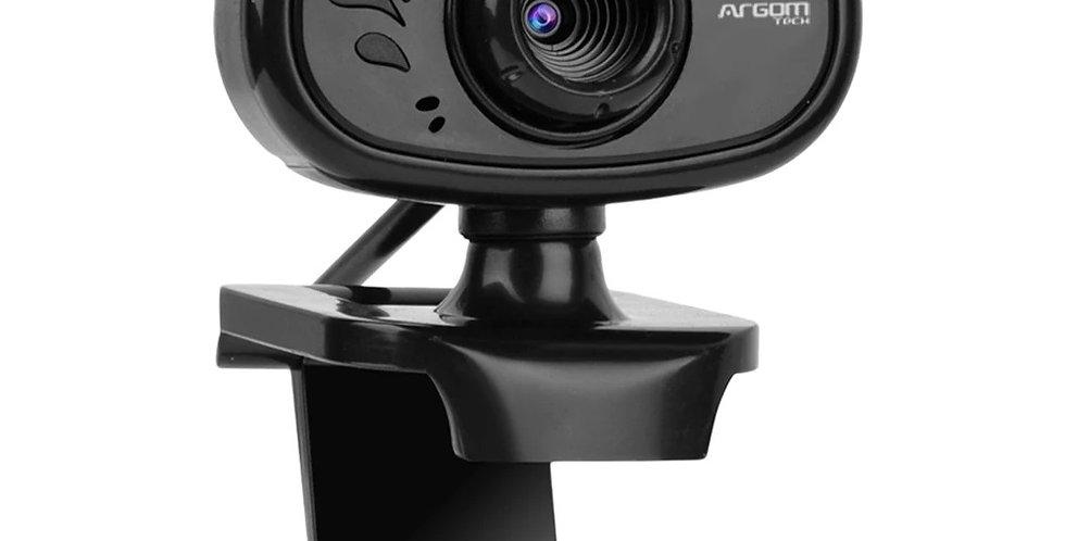 Cámara Web Argom Tech CAM20 ARG-WC-9120BK