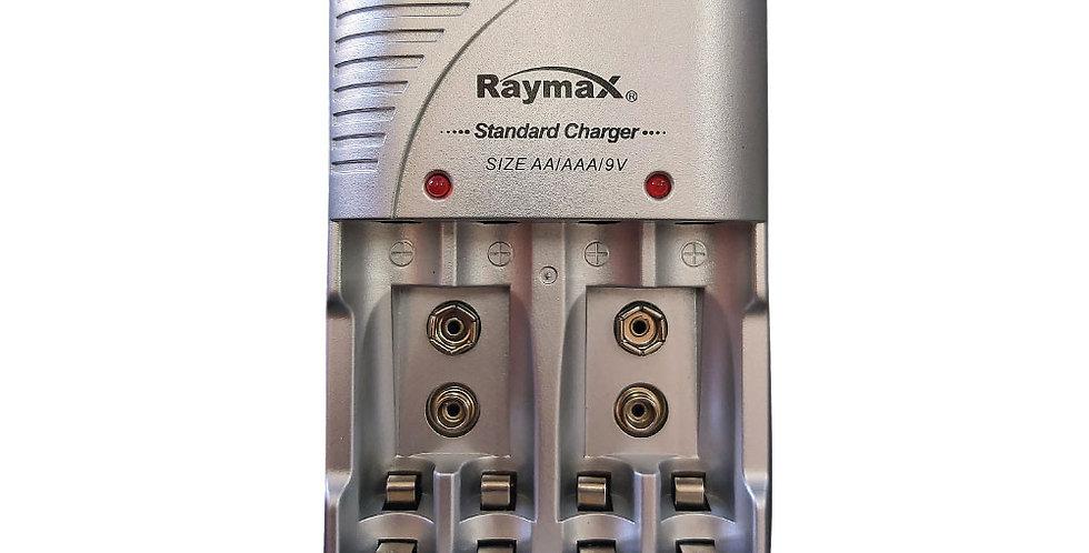 Cargador de Baterías Raymax BTY-802B