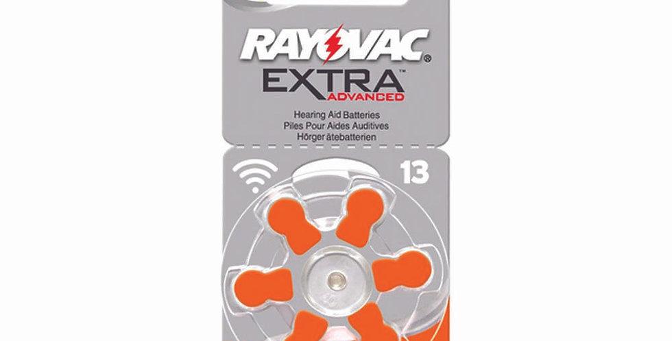 Batería para Audífono # 13 - Rayovac