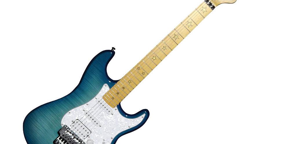 Guitarra Eléctrica Holmer - Puente Floyd Rose