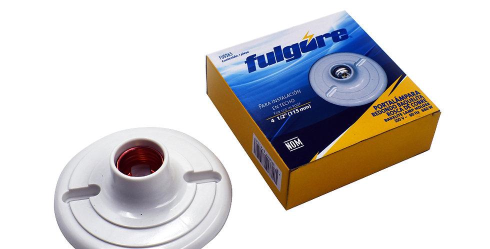 Socket Baquelita Fulgore Fu0265