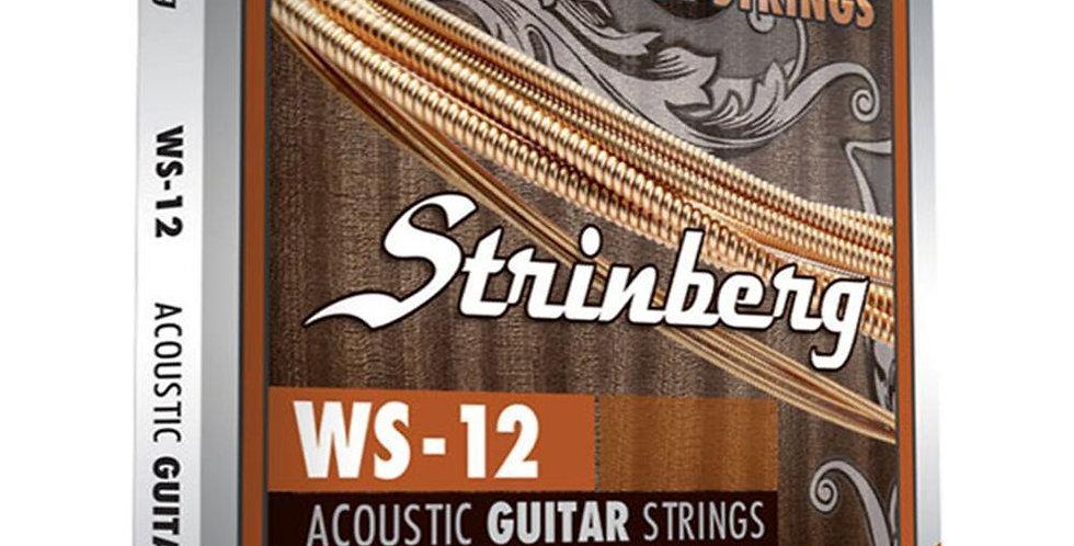 Juego de Cuerdas Strinberg WS-12