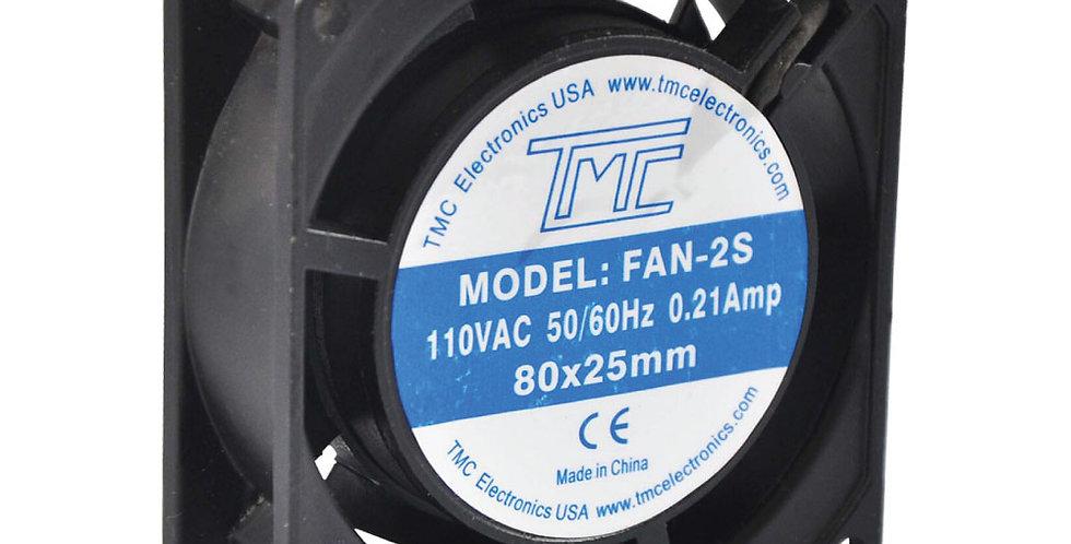 Ventilador 110V Metálico