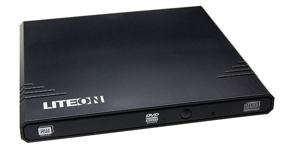 Quemador de DVD Externo USB - Lite On eBAU108