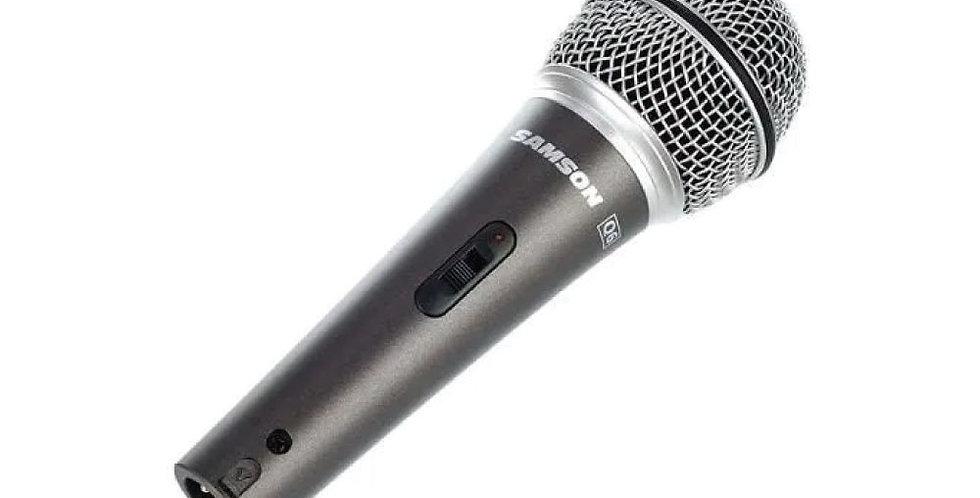 Micrófono Dinámico Samson Q6 - XLR