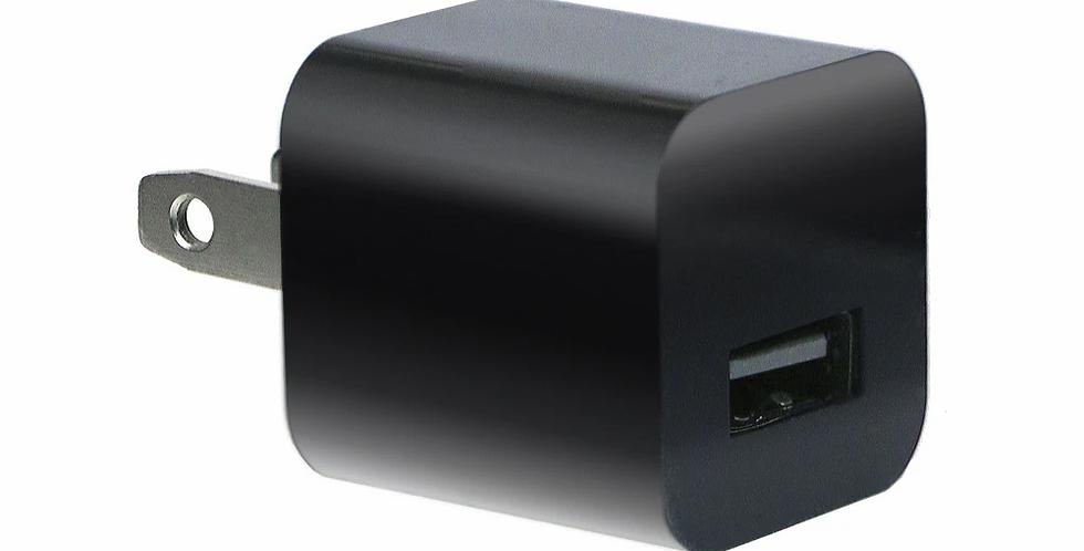 Cargador USB 1A - Argom Tech ARG-AC-0104