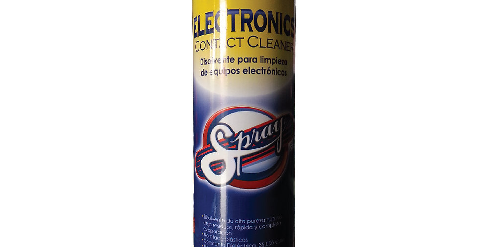 Contact Cleaner Spray - 590 mililitros