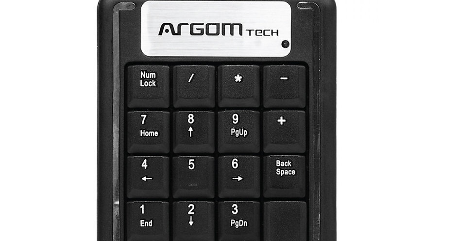 Teclado Numérico Argom Arg-kb-1075