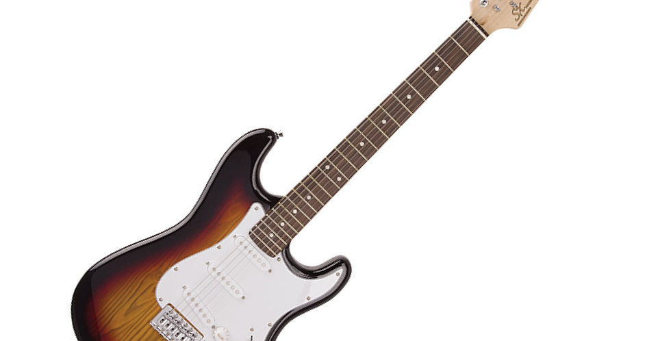 Guitarra SX SE1-SK-3TS - Tipo Stratocaster