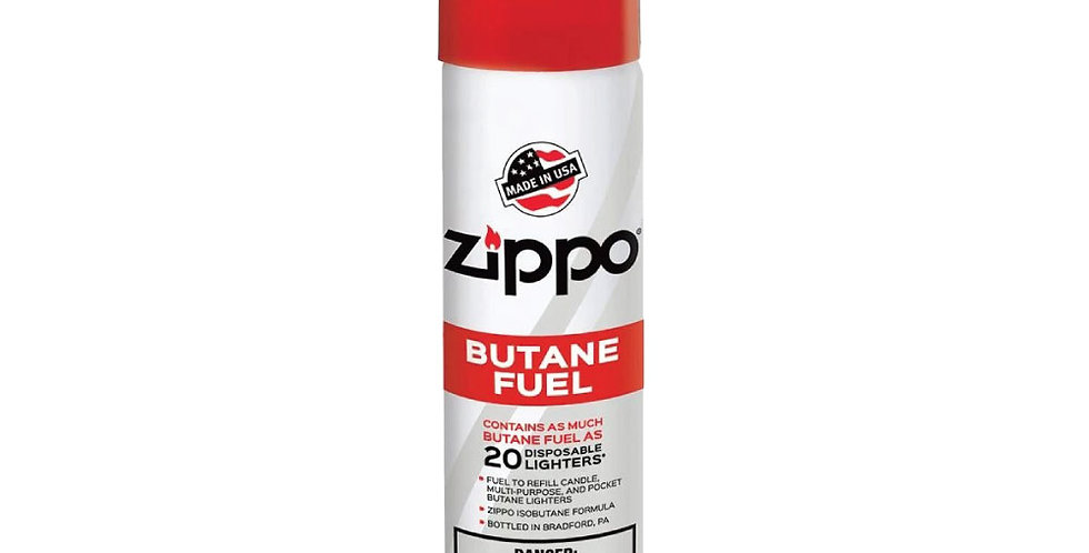 Gas Butano Zippo - 75ml