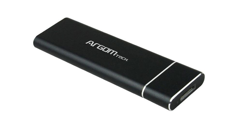 Encapsulador M.2 SATA SSD - Argom Tech ARG-AC-1036