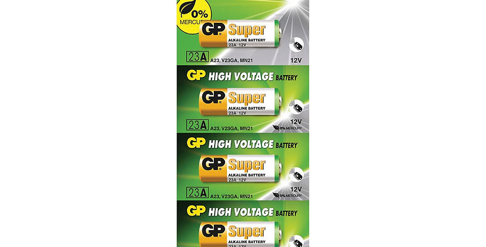 Batería Alcalina GP 23A