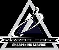 M1rrorEdge Logo (Sharpening Service) Kni