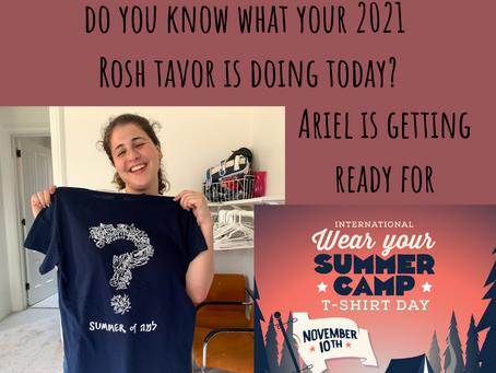 Get Dressed for Camp Tavor!