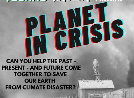 HELP US SAVE THE EARTH!