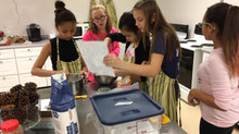 Students Bake for Change