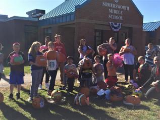 Annual Pumpkin Contest
