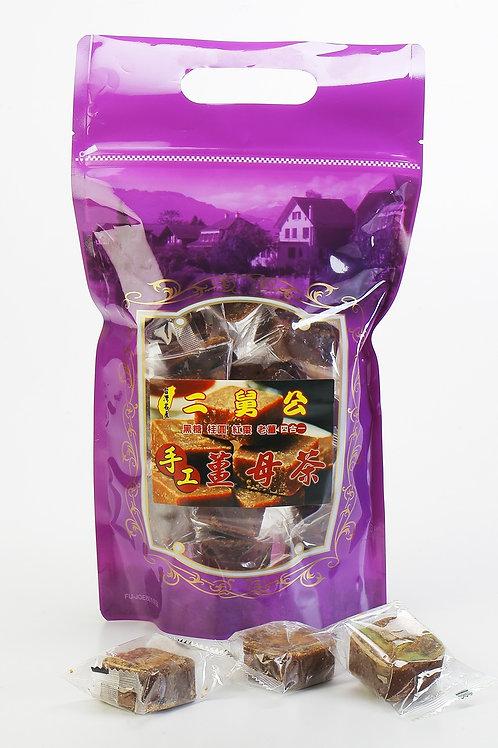 薑母茶塊(600公克/袋裝)獨立包裝
