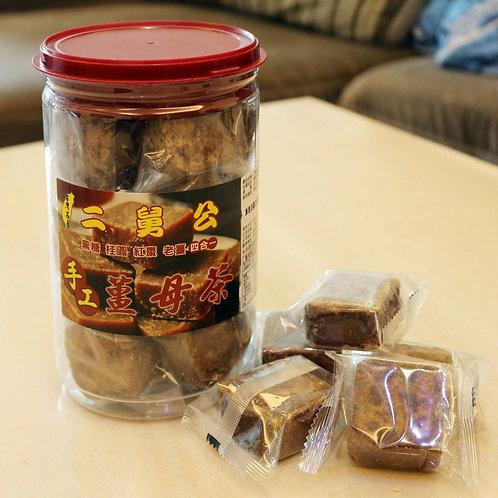 薑母茶塊(755公克/罐裝/獨立包裝)