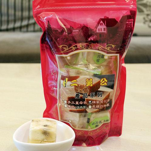 冰糖蜂蜜菊花塊