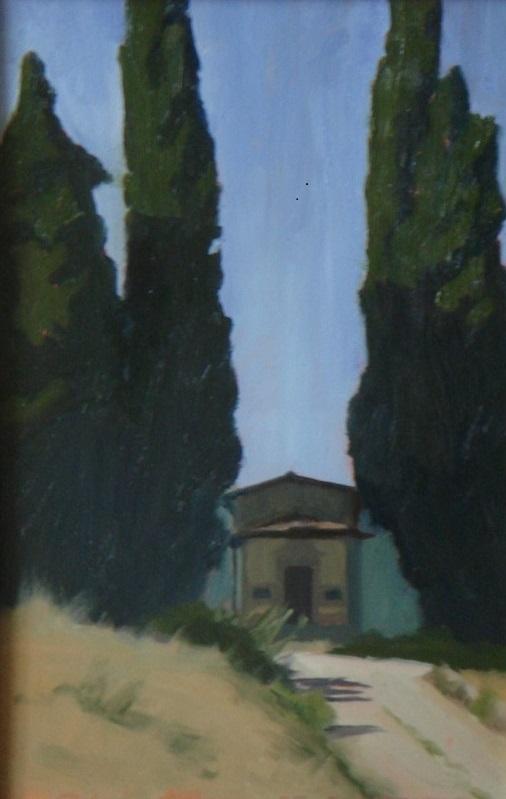 Chapelle d'en bas, Toscane