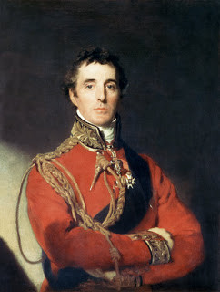 Arthur Wellesley, 1st Duke of Wellington by Sir Thomas Lawrence, oil on canvas, 1814 – Apsley House,