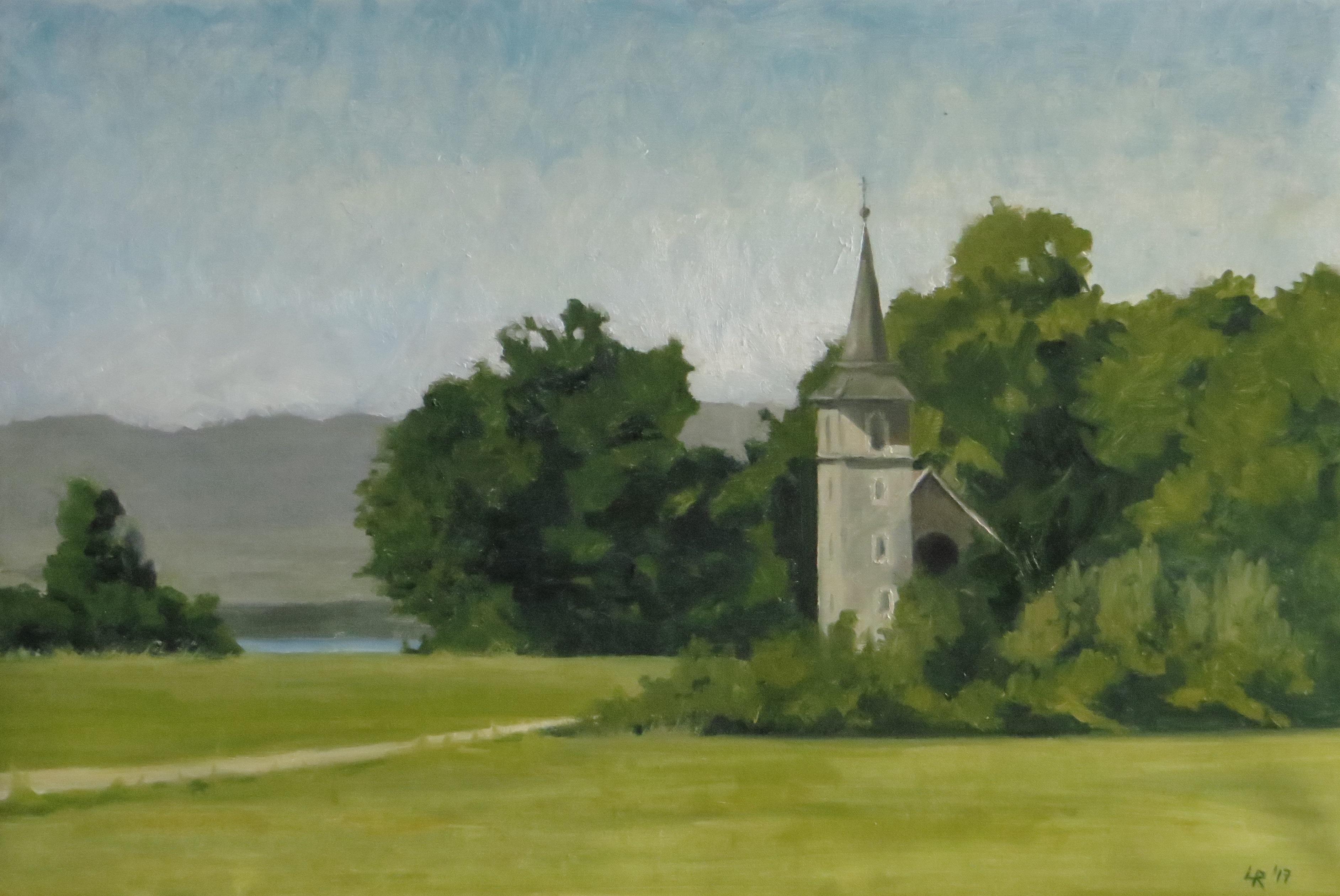 Notre Dame du Lac, Nernier