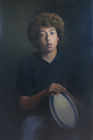 Painting Eliot