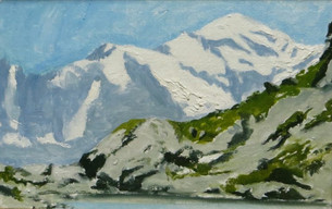 Quelques paysages alpins