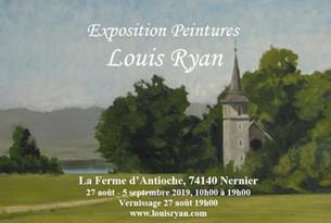 Exposition à Nernier