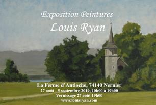 Exhibition in Nernier, Haute Savoie