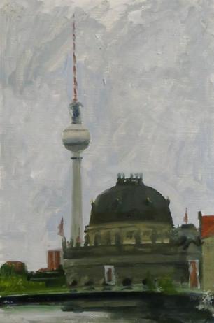 Berlin, mai 2019