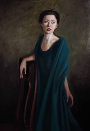 La fille de l'artiste