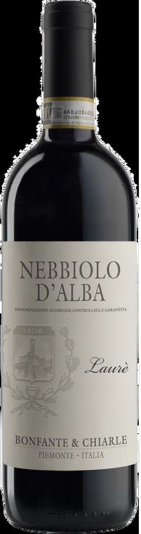 Nebbiolo D'Alba Laure' DOC - Bonfante & Chiarle - Piedmont