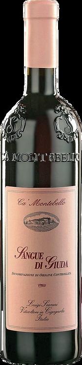 Sangue di Giuda DOC - Ca' Montebello - Lombardy