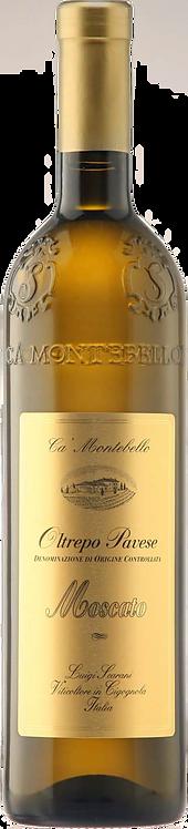 Moscato DOC - Ca' Montebello - Lombardy