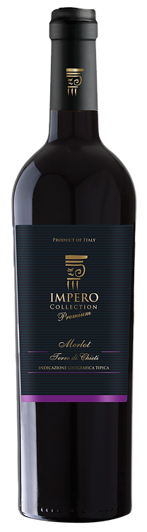 Merlot IGT - Impero Collection Italy