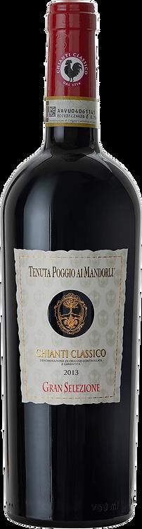 Chianti Classico Gran Selezione DOCG - Poggio ai Mandorli - Tuscany