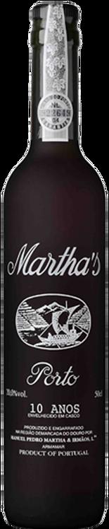 Slim Tawny Port 10 Years DOC - Martha's Wines - Portugal