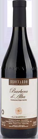 Barbera d'Alba DOC - Broccardo - Piedmont