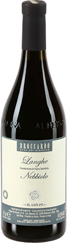 Langhe DOC Nebbiolo - Broccardo - Piedmont