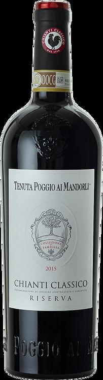 Chianti Classico Riserva DOCG - Poggio ai Mandorli - Tuscany