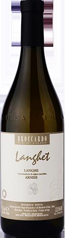 Langhe DOC Arneis - Broccardo - Piedmont
