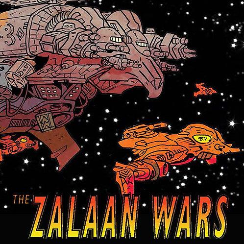 The Zalaan Wars: Harbinger Rising #1