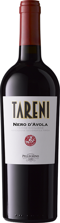 Tareni Nero d'Avola DOC - Carlo Pellegrino - Sicily