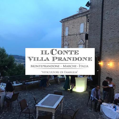Il Conte Villa Prandone Wines