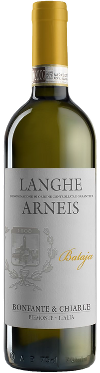 Langhe Arneis Bataja DOCG - Bonfante & Chiarle - Piedmont
