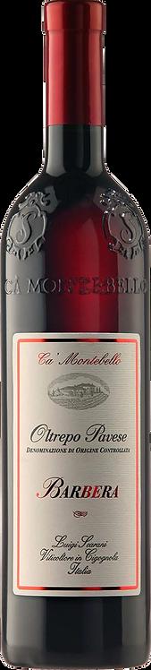 Barbera DOC - Ca' Montebello - Lombardy
