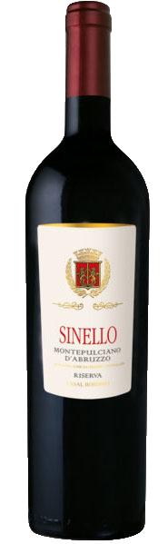 Sinello - Montepulciano D'Abruzzo Riserva - Casalbordino - Abruzzo