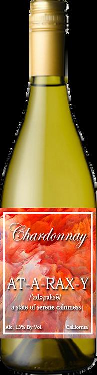 Chardonnay - At-A-Rax-Y - California